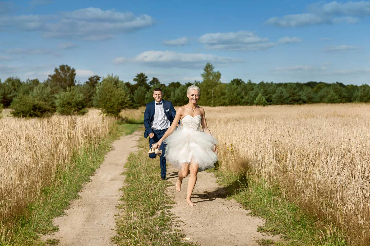 Hochzeit ganz ohne Gäste